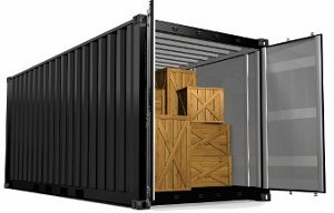 Portable Storage Containers and Shipping Containers in the Rockies